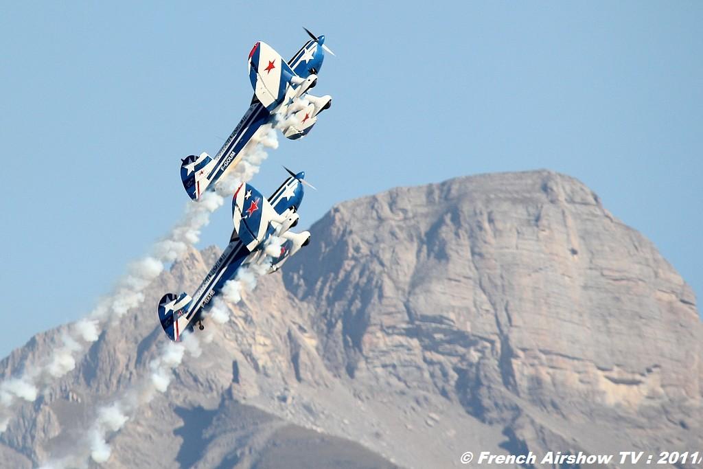 Sion Airshow 2011, Meeting Aerien 2011