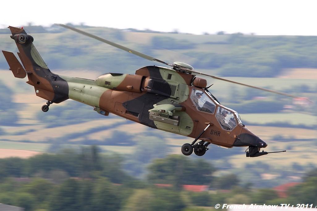 EC-665 Tigre Demo Tactique