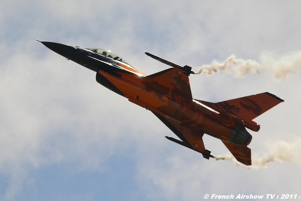 F -16 RNLAF Demo Team