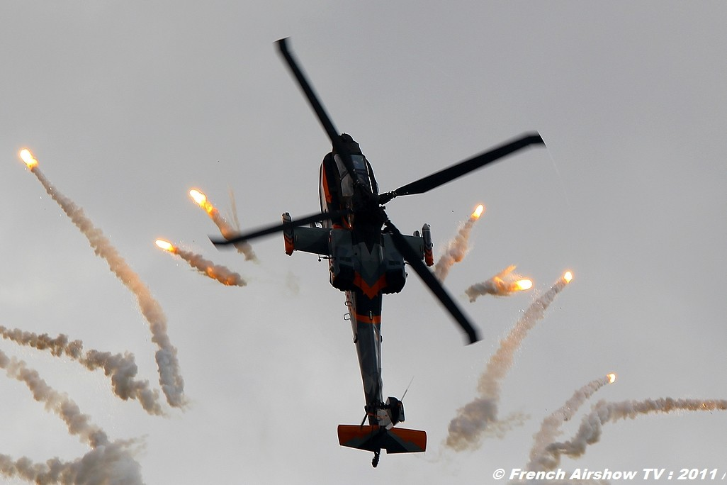 AH-64D Apache Demo Team