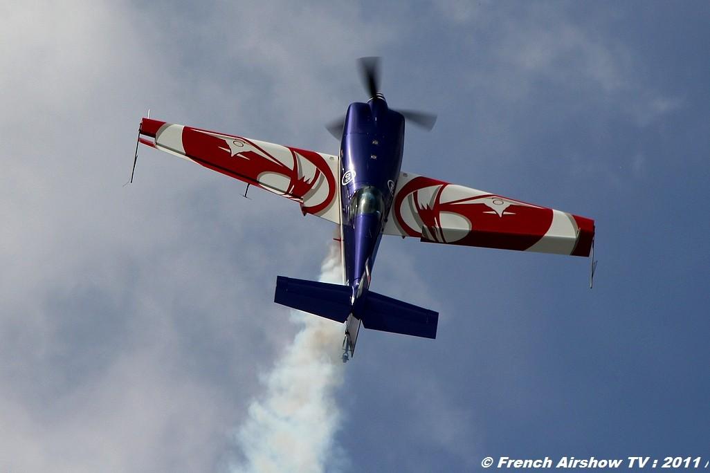 EVAA ,Extra 330SC, Equipe de Voltige de l'Armée de l'Air