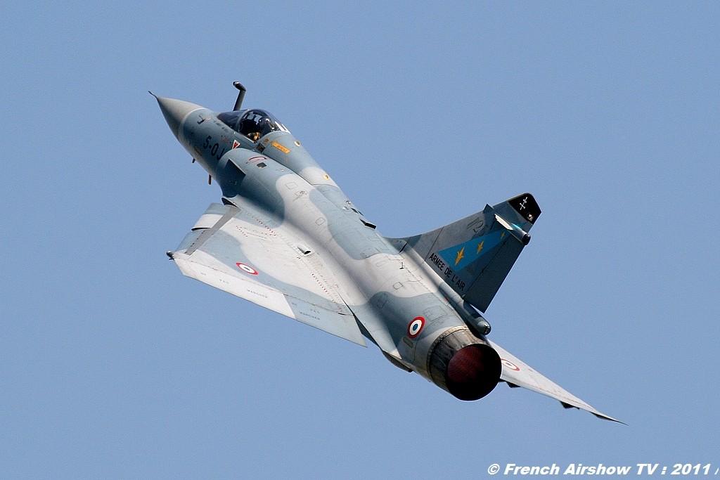 Mirage 2000 Solo Display, Mirage 2000C dassault, display