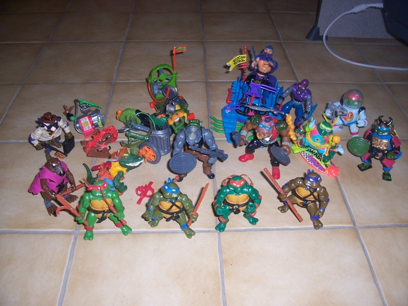 Les tortues ninja turtles page 2 - Mechant tortue ninja ...