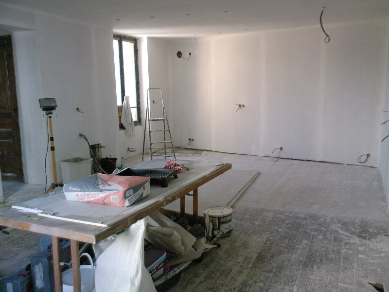 Conseil d co peinture salon cuisine ouverte for Conseil cuisine ouverte