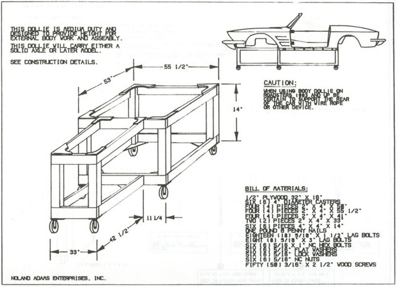 3170335 Dolly Plans For A C3 Body
