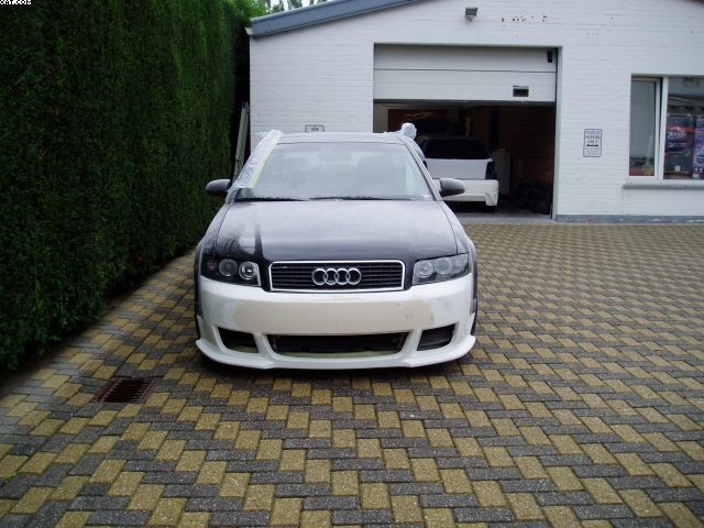audi a4 dub style by mikacom design les autos des lecteurs cr ation forum auto plus. Black Bedroom Furniture Sets. Home Design Ideas
