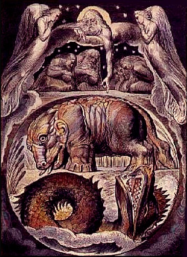 leviathan-behemoth-william-blake