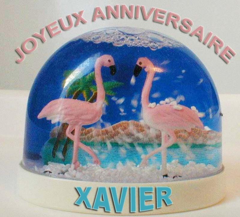 Joyeux Anniversaire Xavier Eighties Le Forum De La