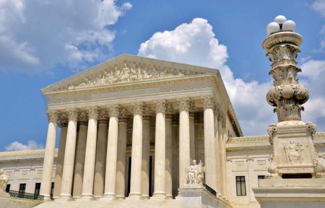 La cour suprême des Etats-Unis washington dc