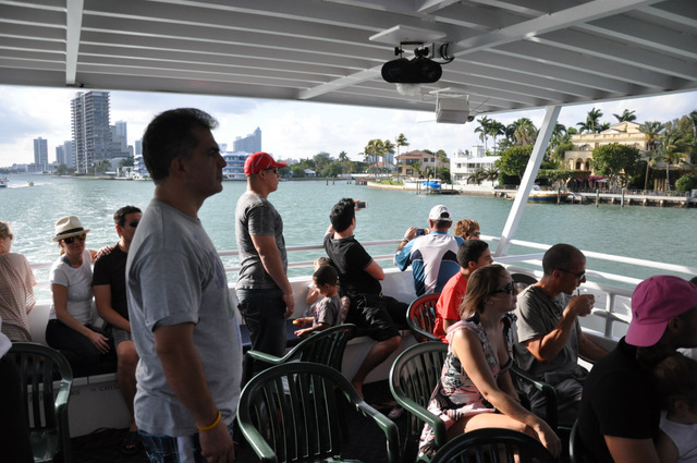 bateau croisière miami