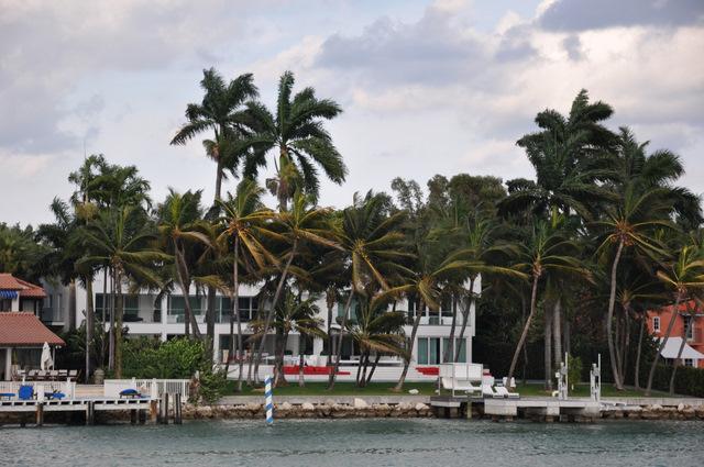 maison villa de Usher à Miami