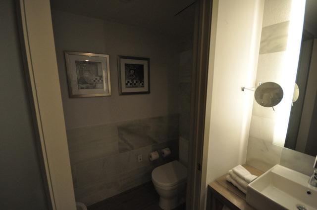 casa moderna hotel & spa miami toilettes