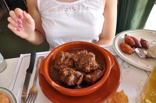 Bourguignon à la cubaine restaurant versailles little havana miami cuba cubain