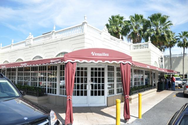restaurant versailles little havana miami cuba cubain