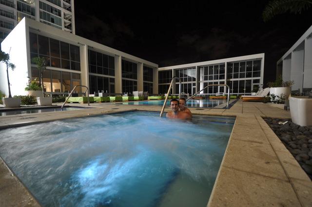 casa moderna hotel & spa jacuzzi