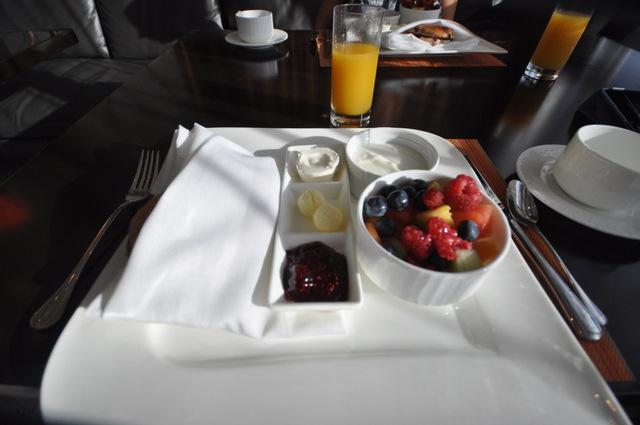 casa moderna hotel & spa petit déjeuner breakfast