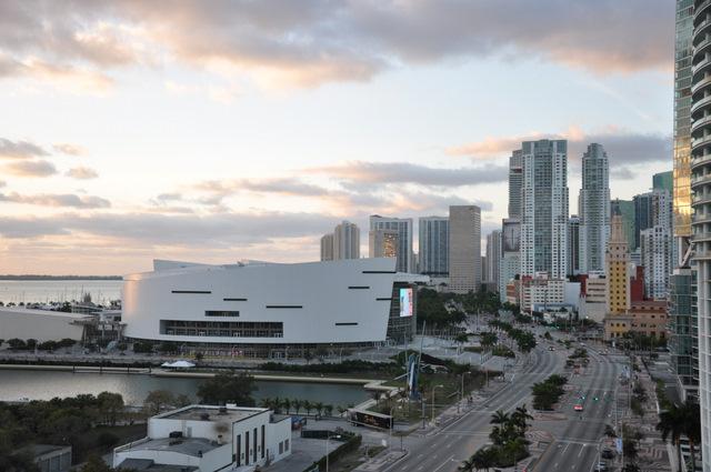 casa moderna hotel & spa vue sur Miami