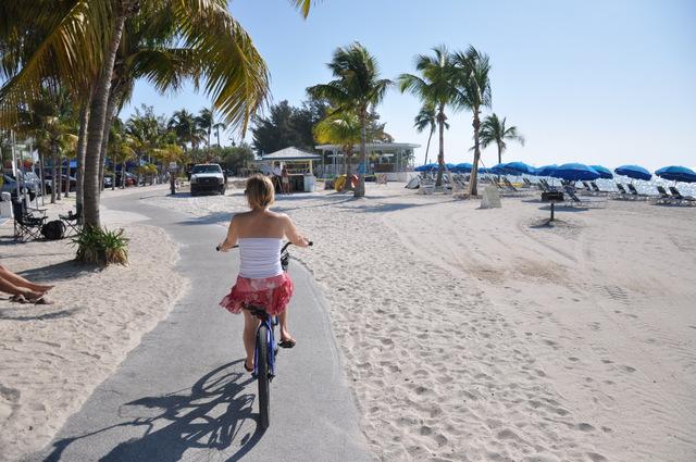 Key West à vélo