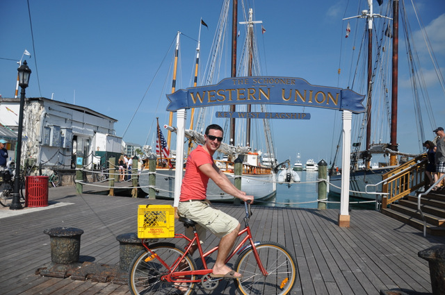 key west bike rent tour en vélo louer