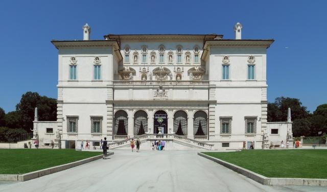 Galleria Borghese bons plans rome voyage d'alex