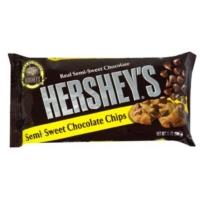 hersey's cookies préparation pépites chocolat