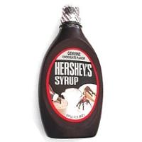 hersey's chocolat sirup