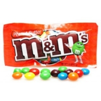 m&m's peanut butter new york