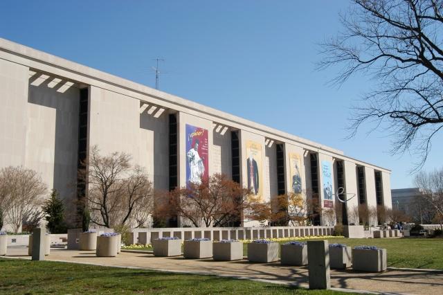 le musée national d'histoire américaine WASHINGTON DC