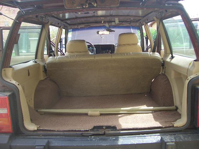Jeepmania afficher le sujet renovation de mon xj for Moquette jeep wrangler yj