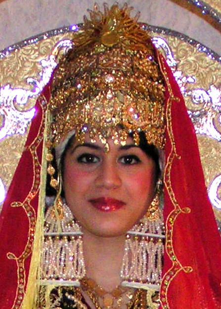 أزياء جزائرية أصيييييييييلة