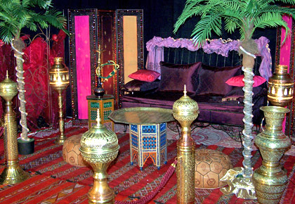 ديكورات منازل جزائرية