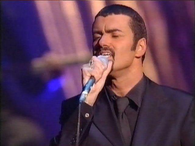 Unplugged Mtv George Michael George Michael Mtv Unplugged