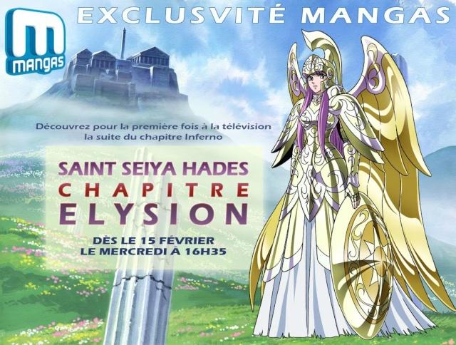 saint seiya elysion episode 1 vf
