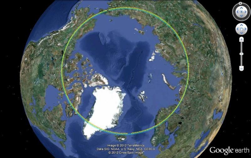 cercle arctique