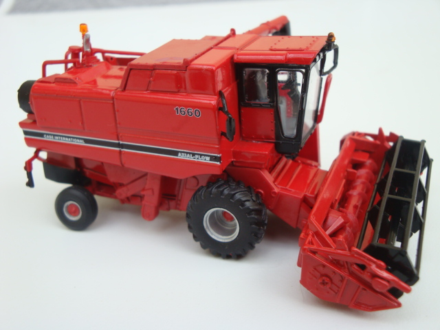 axial flow combines 1660 scale 1 87 ih toys memorabilia rh redpowermagazine com