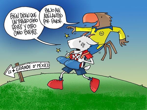 Images chivas vs america caricatura page 6