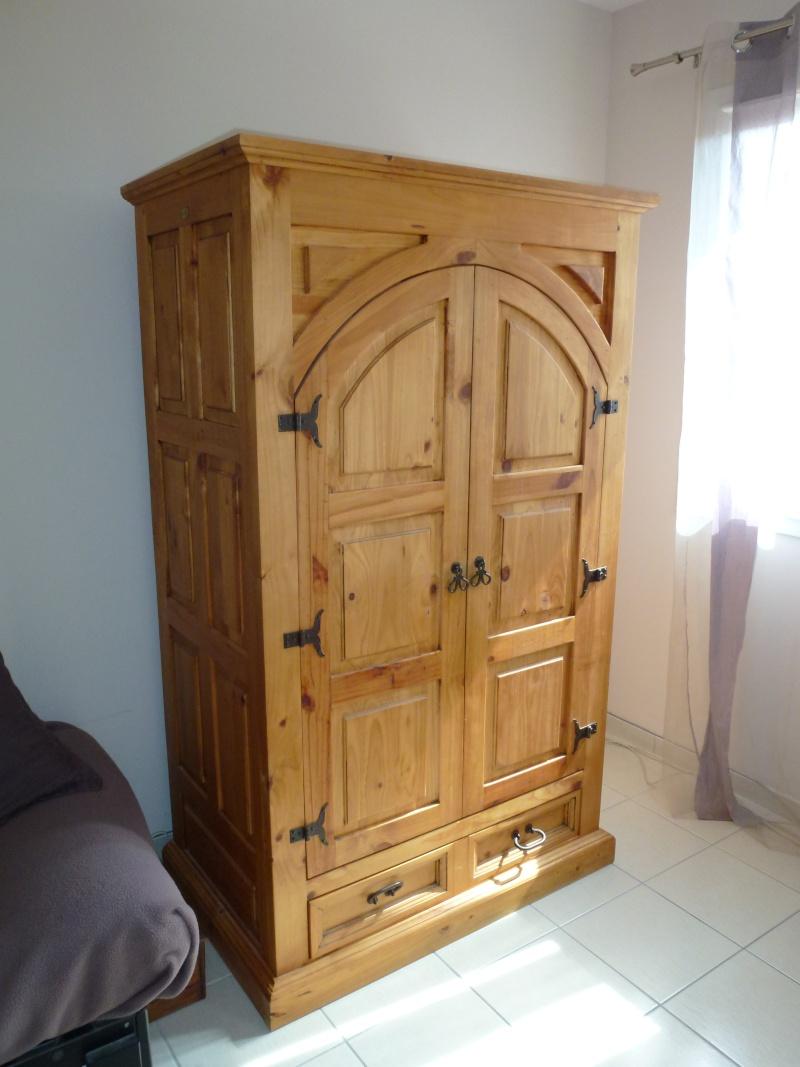Transform un meuble en vivarium for Lasurer un meuble en bois