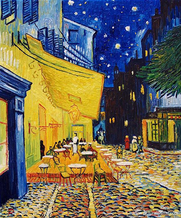 Vincent van gogh for Chambre cinquante sept