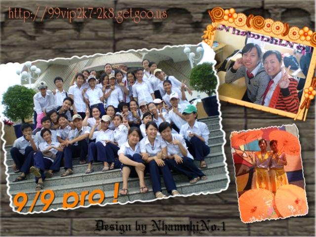 --»(¯°•.9/9's home - NguyenVanLinh School - Pro!!.•°¯)«--