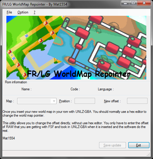 Tool frlg worldmap repointer the pokcommunity forums no account no worries gumiabroncs Images