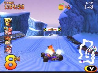 Ce jeu fait tout à fait honneur à notre bonne vieille PlayStation