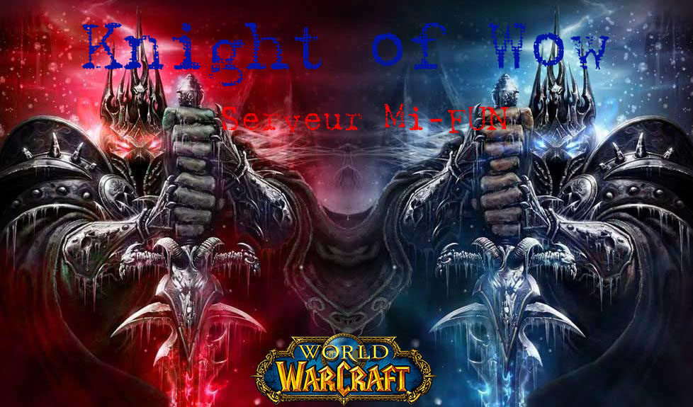 Knight of wow