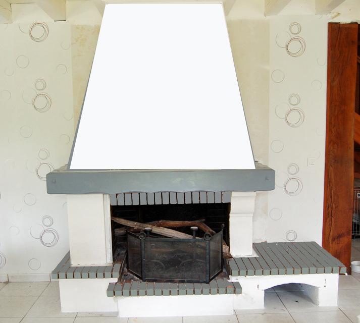 Relooking de ma pi ce vivre page 5 - Transformer cheminee rustique en moderne ...