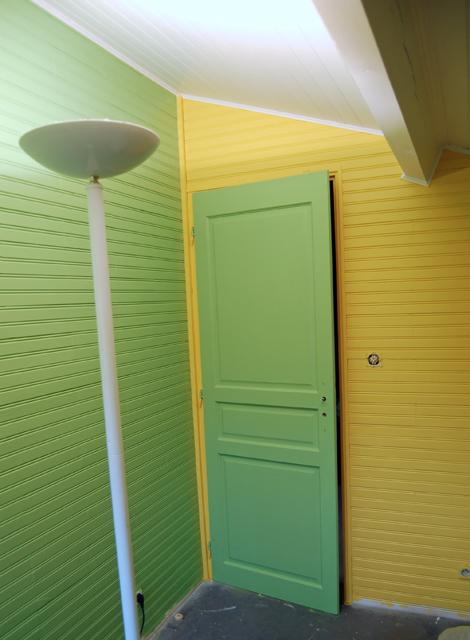 am nagement chambre de b b mixte maj 24 01 12 enfin finie. Black Bedroom Furniture Sets. Home Design Ideas