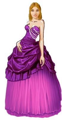 3205ee473217 Sa robe chatoyait, le tissu bruissait légèrement à chaque pas menu de la  jeune femme   la tête haute, sourire aux lèvres, elle aperçut la Duchesse  de ...