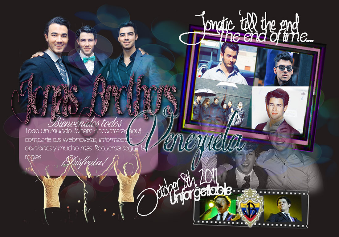 Jonas Brothers Venezuela Foro Oficial