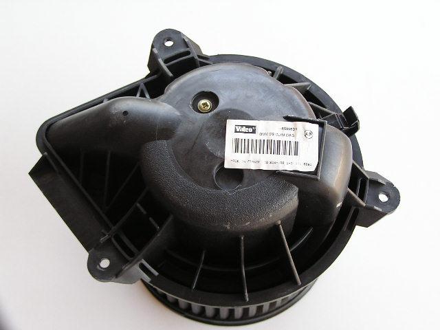 Démontage et réparation du pulseur d'air • Passion-406.com