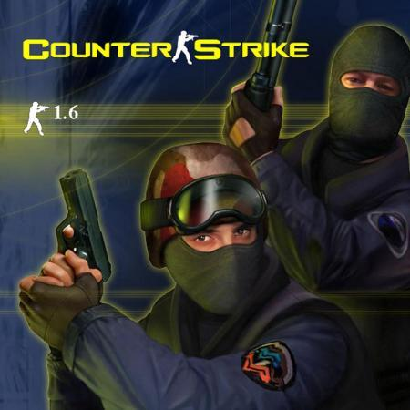 counter strike 1 6. Counter-Strike 1.6 v9 +