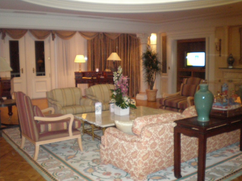 Vos photos des suites castle club empire state club for Chambre castle club disneyland hotel