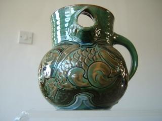 Arts Crafts Brannam Ware